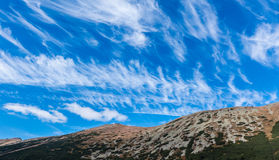 Cloudscape Royalty Free Stock Images