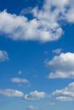 Cloudscape over horizon. Heaven. Royalty Free Stock Photos