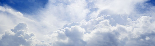 Free Cloudscape Panorama Stock Images - 20126874