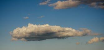 Cloudscape, pogoda, klimat obrazy stock