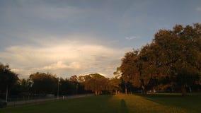 Cloudscape, Sarasota la Florida Imagenes de archivo
