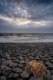 Cloudscape sobre el mar Fotografía de archivo libre de regalías