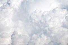 Cloudscape tekstura Fotografia Stock