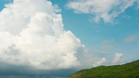 Cloudscape timelapse,普吉岛 股票视频