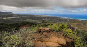 Cloudscape und Landschaft Stockbilder