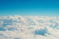Cloudscape. Royalty Free Stock Image