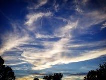 cloudscapes photo libre de droits