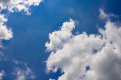 Cloudscapes Royalty Free Stock Photo