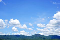 cloudscapes Стоковые Фото