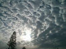 cloudy Imagem de Stock