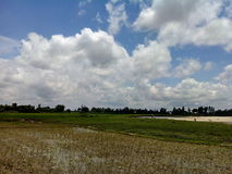 cloudy fotografia de stock