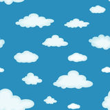 Cloudy background Royalty Free Stock Photography