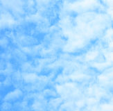 Cloudy background Stock Images
