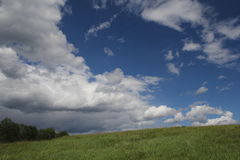 Cloudy day Royalty Free Stock Photos