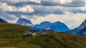Free Cloudy Day In The Carnic Alps, Friuli Venezia-Giulia, Italy Stock Photography - 130550682