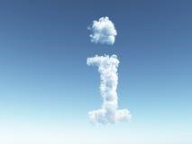 Cloudy i Royalty Free Stock Photos