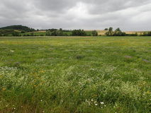 Cloudy Landscape Stock Photos