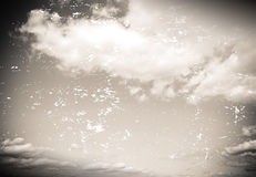 Cloudy skies Royalty Free Stock Images