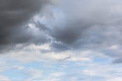 Cloudy Skies Royalty Free Stock Photos