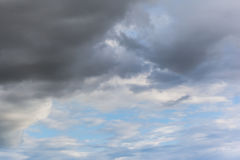Cloudy Skies Royalty Free Stock Image