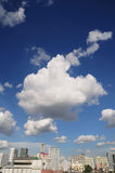 Cloudy sky Royalty Free Stock Images
