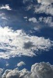 cloudy sky 免版税库存照片