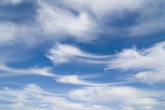 Cloudy sky Royalty Free Stock Photo