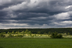 Free Cloudy Sky Stock Photography - 9722472