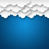 Cloudy Sky Background Shows Cloudy And Stormy Weather Royalty Free Stock Photography