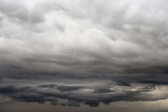 Cloudy sky background. Royalty Free Stock Photography
