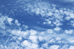 Cloudy Sky stock photos