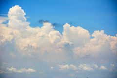 Cloudy sky Stock Photography