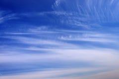 Cloudy sky. Royalty Free Stock Photos