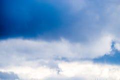 Cloudy sky Royalty Free Stock Photos