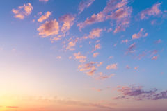 Free Cloudy Sky During Sunrise Stock Photography - 93405372