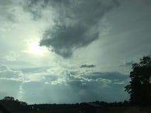Cloudy Sky stock photos