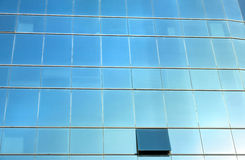 Curtain wall Window Royalty Free Stock Images