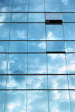 Curtain Wall Window Royalty Free Stock Photo