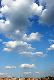 Cloudy sky, texture_1 Stock Photos