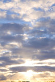 Cloudy skyscape Royalty Free Stock Photo