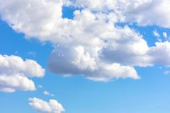 Free Cloudy With Blue Skies Overhead Royalty Free Stock Photo - 139507555