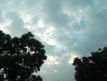 CloudySkies Imagenes de archivo