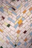Cloues del mosaico único Fotografía de archivo libre de regalías