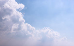 Clound. Sky Royalty Free Stock Images
