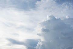 Clounds неба Стоковые Изображения
