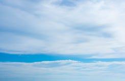 Clounds неба Стоковое Изображение