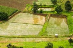 Clour de back&white de paysage de copain de Nakhon photographie stock
