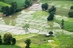 Clour de back&white de paysage de copain de Nakhon photographie stock libre de droits