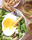 Clouse up Salad. Freshness and healthy close up salad Stock Photography