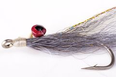 Clouser minnow 2 Royalty Free Stock Images